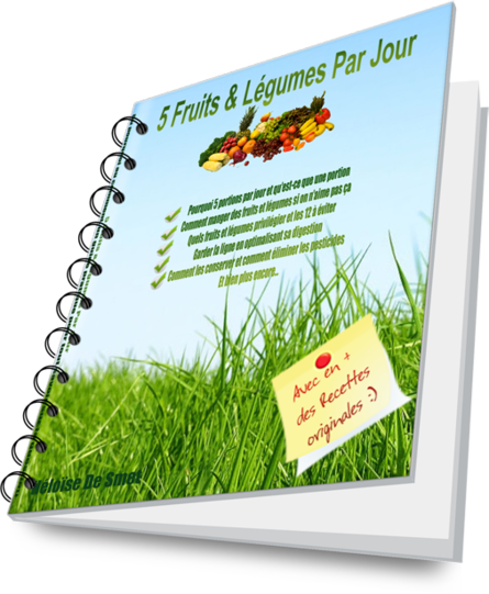 5 Fruits &amp; Legumes par jour : Guide pratique pour tout savoir sur la question !