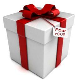 image préparez votre cadeau voix-off-pro