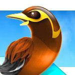 Un logiciel gratuit pour la musique, logo du logiciel myna