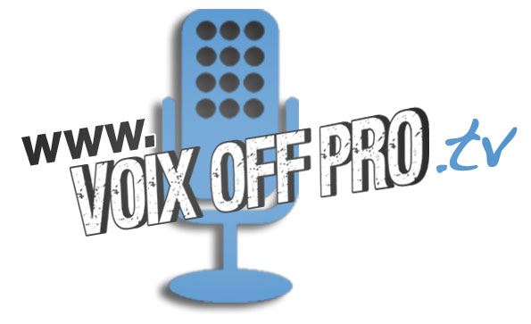 logo de www. voix-off-pro.tv