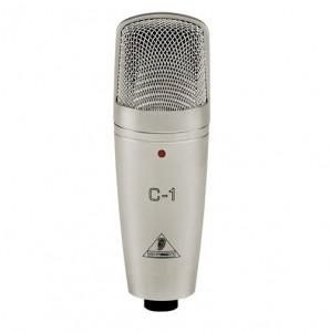 Image du Microphone Analogique - Behringer C