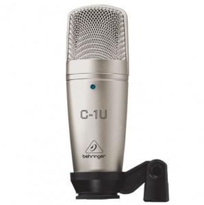 Microphone USB - Behringer C1U