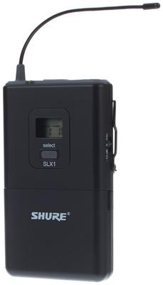Shure-Emmeteur-SLX1